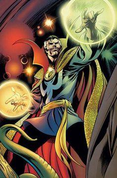 Doctor Strange from Marvel Comics