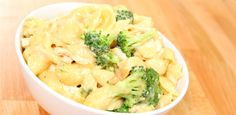 broccoli cheddar pasta