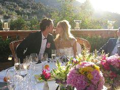 Anja Rubik and Sasha Knezevic's wedding. STUNNING!!