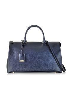 Jil Sander large tote bag - Blue iadw7w6ZdJ