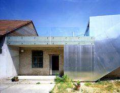 ARTEC - Zita Kern house extension, Raasdorf 1998