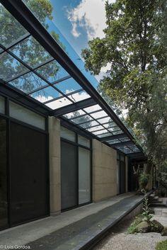 Casa del Bosque by Taller|A arquitectos | HomeDSGN