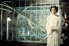 Carrie Fisher in 'Star Wars' - Century Fox/Rex/Shutterstock