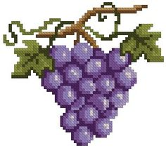 Online center for machine embroidery designs. On this site you can find machine embroidery designs in the most popular formats, with a new free machine embroidery design each month. Free embroidery projects, tips and tutorials are also available. Cross Stitch Fruit, Cross Stitch Fabric, Simple Cross Stitch, Cross Stitch Embroidery, Free Machine Embroidery Designs, Hand Embroidery Patterns, Cross Stitch Designs, Cross Stitch Patterns, Advanced Embroidery
