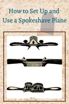 Find a home for this versatile tool in your workshop!  #createwithconfidence #spokeshaveplane #shopaccessories #handplane #handtools