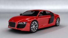 Limousine Audi Auto  #Red #auto #ferrari #bmw