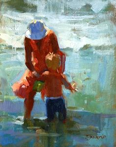 June Morning by Nancy L. Tankersley was selected as a Finalist in the January 2013 BoldBrush Painting Competition.