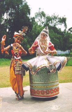 Manipuri - Indian classical dance