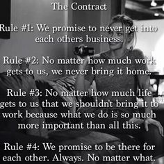 "The ""contract"" R.I.P Shay"