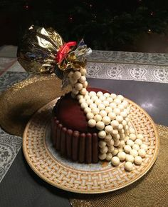En apesanteur Déco Gravity cake photo