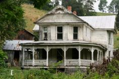 Beautiful Abandoned house