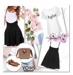 """""""YOINS"""" by tanja133 ❤ liked on Polyvore featuring Sephora Collection, Karlsson and yoins"""