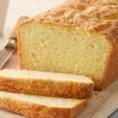 This Easy Lemon Loaf is Everything