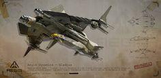The Gladius by Aegis Dynamics