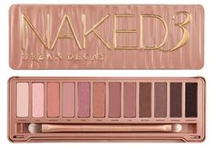 Palette Urban Decay Naked3