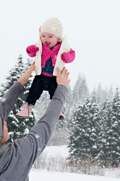 Winter Wonderland Family Portraits     amy williams photography