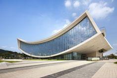 Biblioteca Nacional de Sejong / Samoo Architects &Engineers
