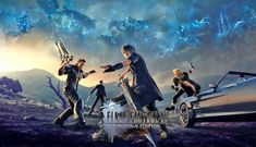 Final Fantasy XV require over 155GB HDD space for 4K on PC: Final Fantasy XV require over 155GB HDD space for 4K on PC: