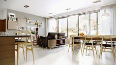 chaises aux design minimaliste