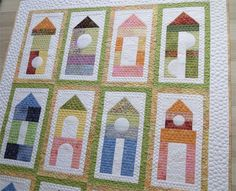 Baby Quilt Finished - Geta's Quilting Studio