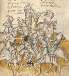 1441 GNM Hs998 History of the Trojan War