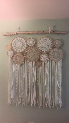 Dream catcher using dollies