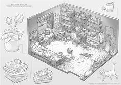 http://fengzhudesign.blogspot.sg/2015/11/adventure-game-room-designs-fzd-term-2.html