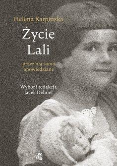 Okładka książki Życie Lali przez nią samą opowiedziane