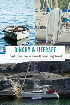 Even as we signed the papers to buy S/V Mariposa we joked that we now need to get 2 extra boats to go on her: A dinghy and a life raft. However, in all seriousness, we do have some real decisions to make: Do we need a dinghy? This is determined by our intended cruising plans …