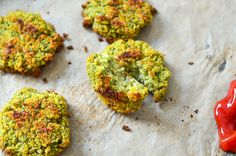 Use your KitchenAid® Food Processor and Digital Counterop Oven to make Baked Falafel by @courtneyssweets.