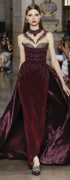 G.Hobeika Fall 2017 - Couture