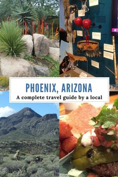 A local's guide to Phoenix, Arizona - Travel Destinations Usa America - Travel Arizona Road Trip, Arizona Travel, Visit Arizona, Arizona Usa, Tucson Arizona, Death Valley, Phoenix Attractions, Arizona Attractions, Phoenix Restaurants
