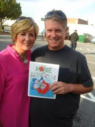 The Rose and The Butterfly meet Angie and Bobby Woolfenden!