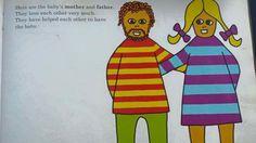 Μαμά, πώς γίνονται τα παιδιά; Παιδικό βιβλίο του΄75 δεν άφηνε τίποτα στη φαντασία   Viral   News 24/7