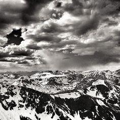 Indian Peaks trail running via Arc'athlete Joe Grant