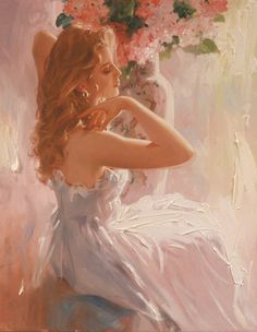 Morning Glow by Richard Johnson