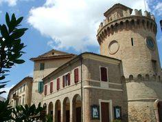 Musei e Biblioteche. | 10 settembre: visite guidate al Torrione dell'Orologio di #Montecarotto (AN) dalle 18 alle 22 @FAIGiovaniAN @fpsjesi