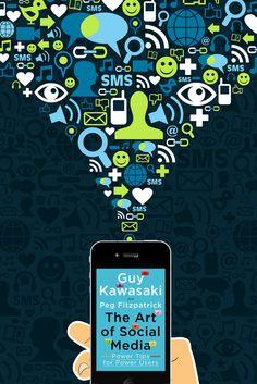 Most Popular Social Media, Social Media Tips, Guy Kawasaki, Marketing Ideas, Business Ideas, Platforms, New Books, Insight, Entrepreneur