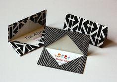 Como hacer estos sobres, origami