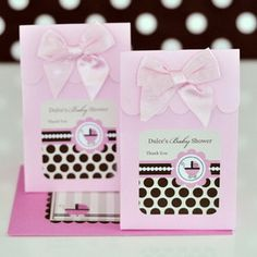 Sweet Shoppe Candy Boxes - Pink Baby (set of 12)Boxes come with bows that are the same color as the boxes. Different colored bows can be ordered as a separate item at an additional price.  Boxes arrive separate from the labels. Some assembly required (attaching the self-stick labels and stick-on satin bows to the boxes). #timelesstreasure