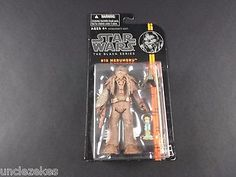 Star Wars Black Series #15 Merumeru Action Figure