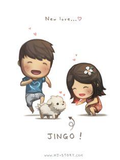 <3 hj story...and JINGO!!!