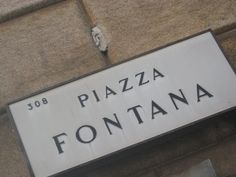 Il 12 dicembre 1969 una bomba esplodeva nella Banca Nazionale dell'Agricoltura in Piazza Fontana in pieno centro a Milano. La strage di Piazza Fontana fece un totale di 17 vittime e di 87 feriti che ancora oggi non hanno avuto giustizia.  #milano Milano da Vedere
