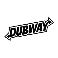 Dubway JDM VW EURO Car Window Bumper Vinyl Decal Sticker #Oracal