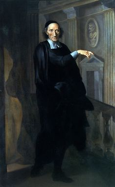 Andrea Porta, Portrait of Siro Antonio Scaglioso, 1699.