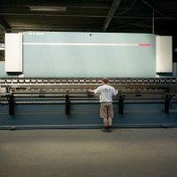 Wij plooien aluminium tot max 6 meter.