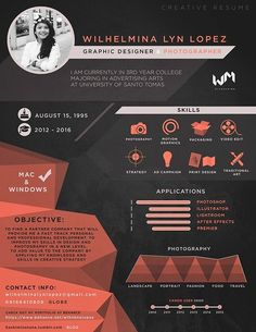 20 Best Graphic Design Resume Images Graphic Design Resume