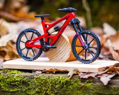 Velo Design, Bicycle, Industrial, Medical, Madness, Bicycles, Veils, Wooden Figurines, Mtb Bike