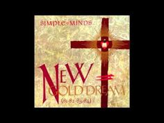 """Simple Minds, """"Someone, Somewhere in Summertime"""""""