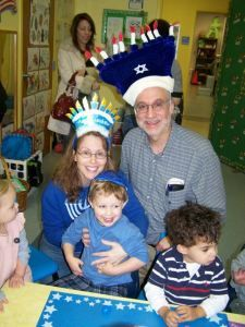 Ideas for sharing Hanukkah with your children's classmates